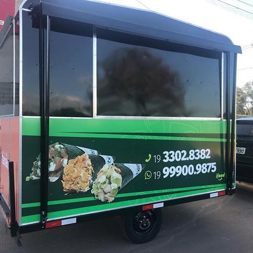 food trailer   food truck   fábrica de trailers