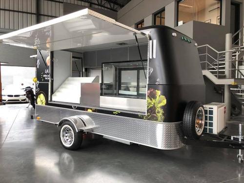 food trailer linea monterrey 100 l mactrail patentable