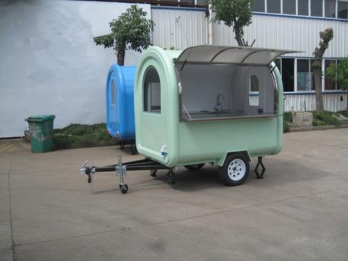 food trailer para comida rapida