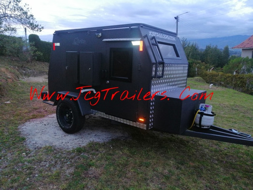 food trailer y casas rodantes