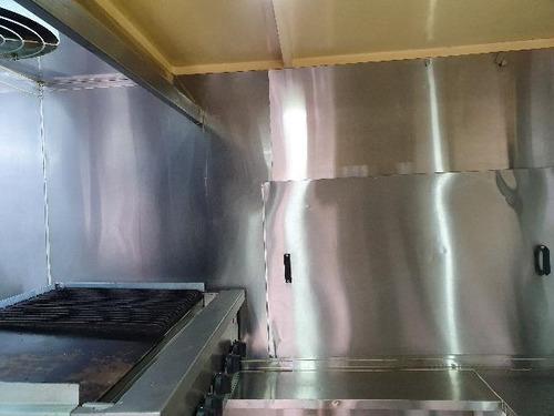 food truck 3x2 hamburguer porções espetinhos