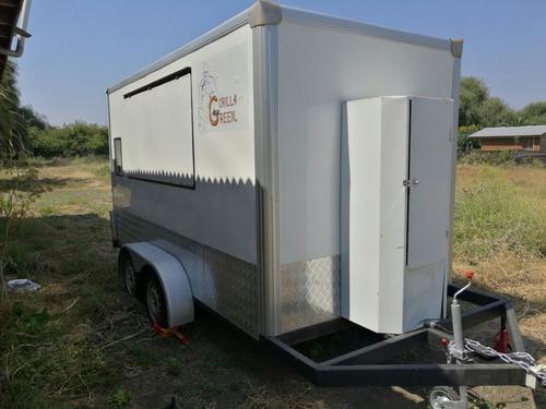 food truck 4 x 2 x 2 full equipo