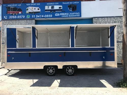 food truck 480 americano | lomas camping - luis guillón