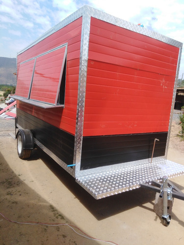 food truck, 4largo x 2 ancho