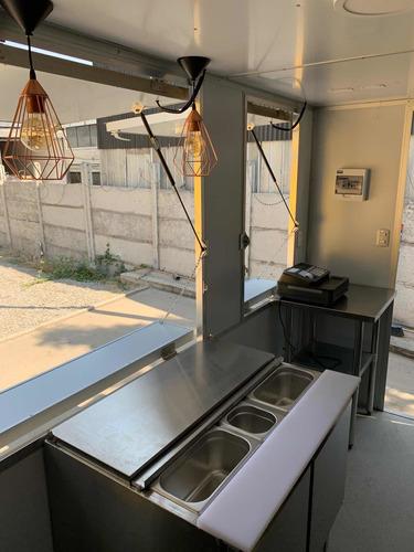 food truck 4x2 nuevo sin uso