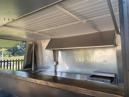 food truck 5 x 2,75 m a estrenar !!
