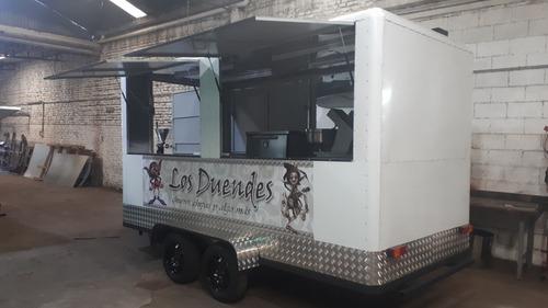 food truck 5mts