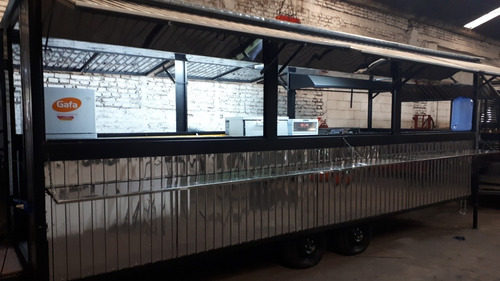 food truck 6mts