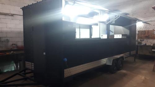 food truck 6mts . con baño