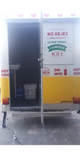 food truck . 6mts  equipado.