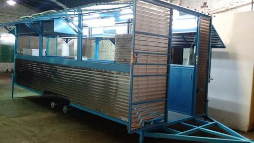 food truck . 6mts totalmente equipado.