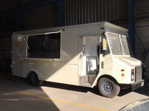food truck , alquiler, bimbo, gruman olson , publicidad .