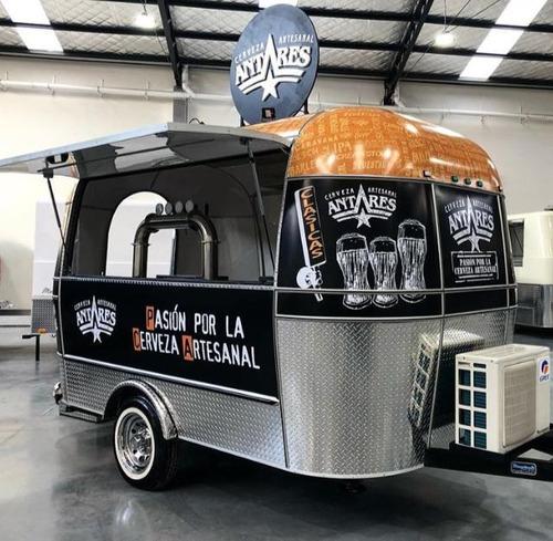 food truck americano mactrail patentable
