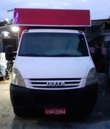 food truck bh no carro iveco