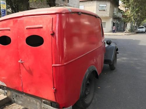 food truck bradford 1949