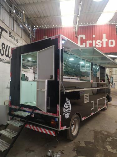 food truck caminhão
