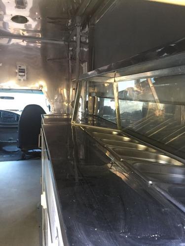 food truck camion comida equipado - arriendo y venta