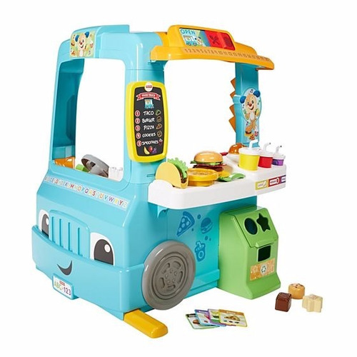 food truck camion de aprendizaje fisher price fhc67