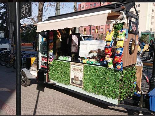 food truck - carro de comida - excelente estado