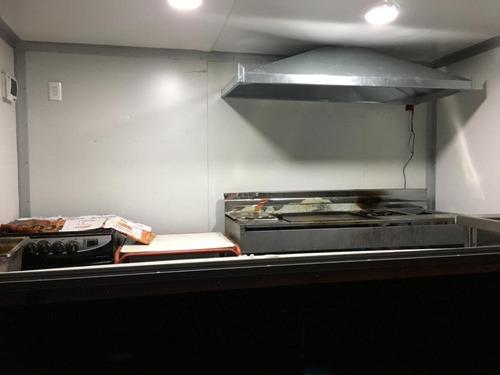 food truck carro de comida  permuta equipado 2018
