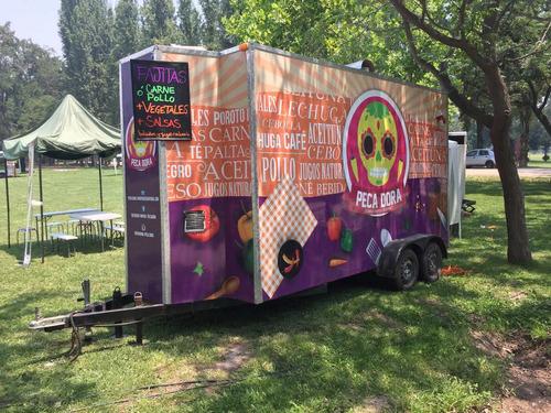 food truck carros de arrastre