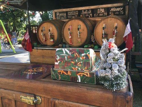 food truck cervecero alquiler eventos casamientos fiestas