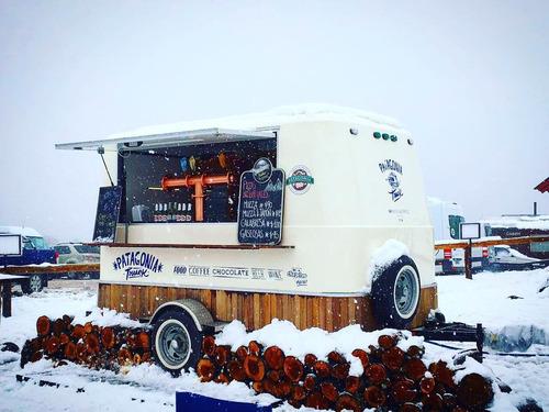 food truck cervecero patentable