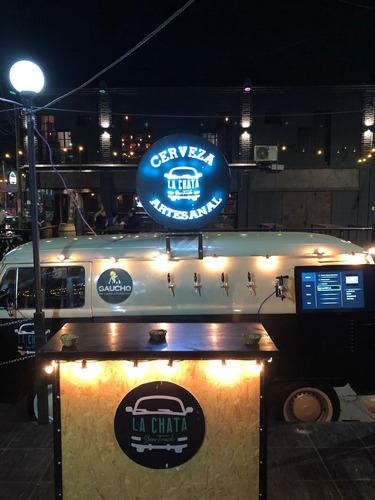 food truck cerveza artesanal-casamientos/cumpleaños/eventos