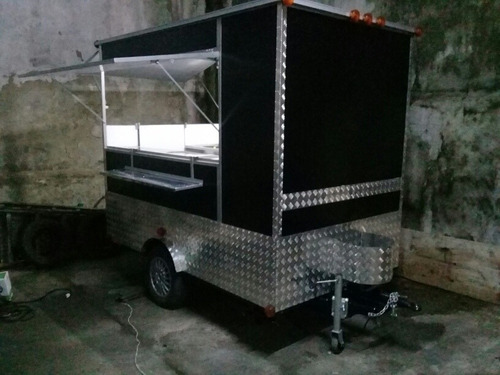 food truck .chasis de trailer