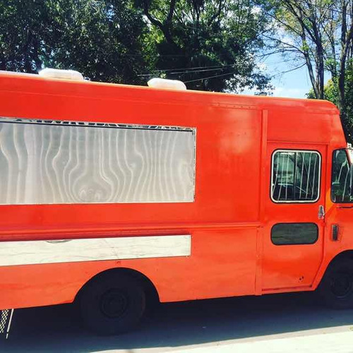 food truck chevrolet ultimaster 2001