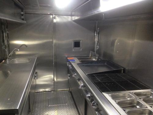 food truck chevrolet vanette