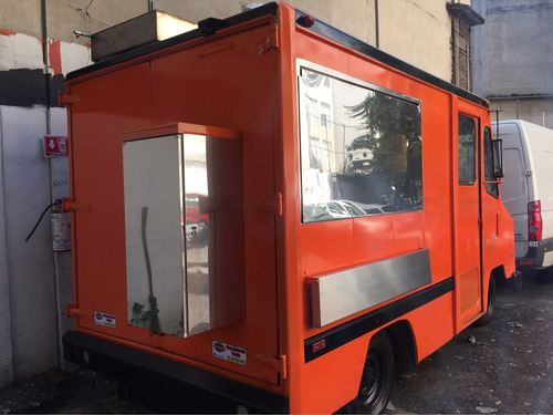 food truck chevtolet vanette  1999