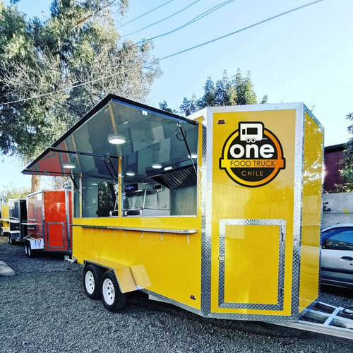 food truck chile spa