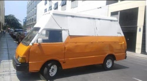 food truck / combi sanguchera