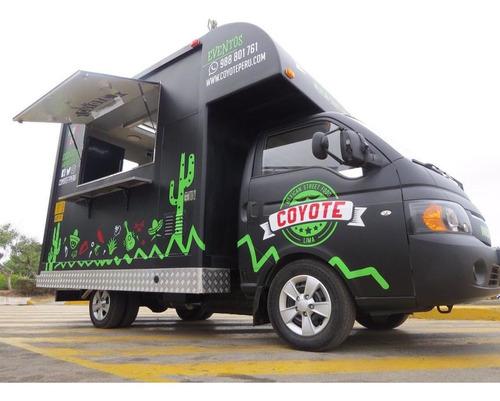 food truck comida sanguchero foodtruck remolque
