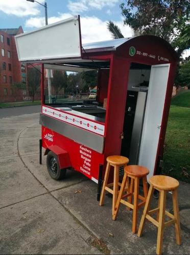 food truck comidas rapidas [arriendo/venta]