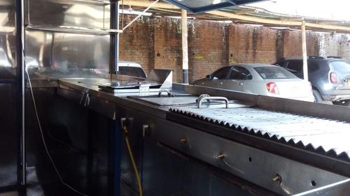 food truck comidas rapidas vehiculo