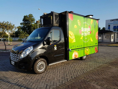food truck - completissimo - 4500km rodados.