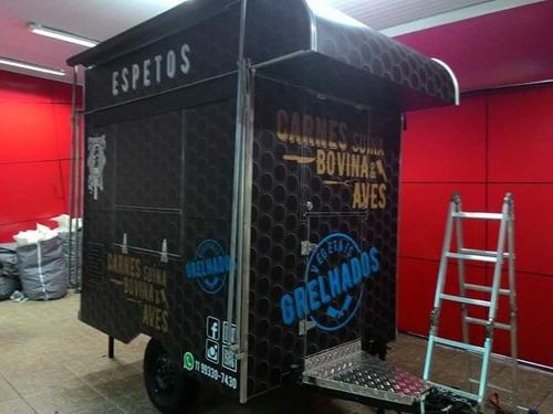 food truck de espetos