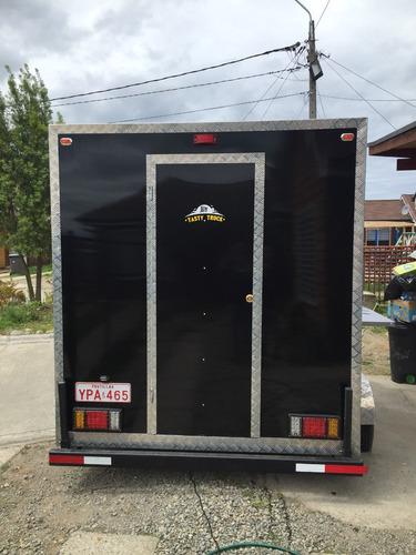 food truck equipado completamente y con todos los papeles pa