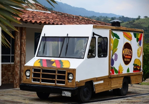 food truck equipado - iveco diesel turbo