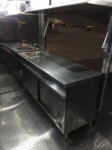 food truck equipado y listo para trabajar | 1998