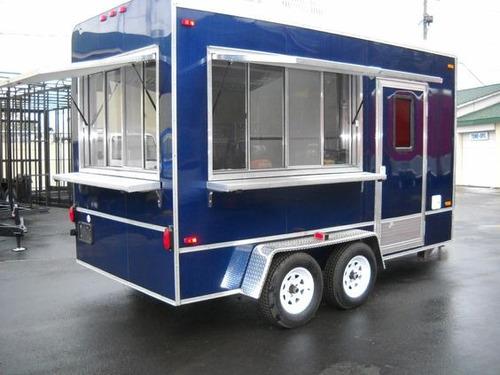 food truck fabrico remolque oficina talleres venta comida