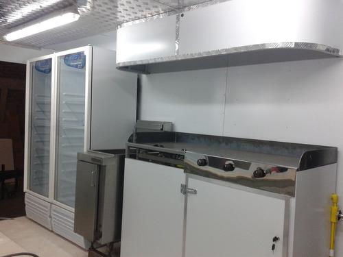 food truck, food
