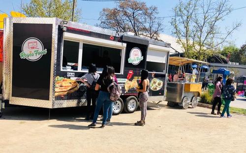 food truck foodtruck 2019 equipado full