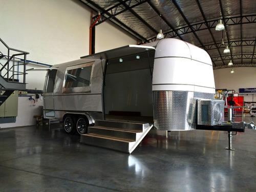 food truck, foodtruck, trailer americano, homologado