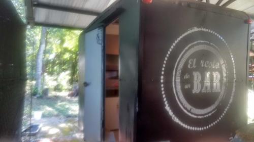 food truck gastronómico