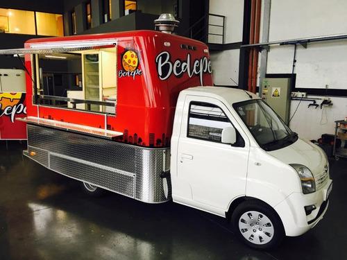 food truck gastronómico restaurante ambulante