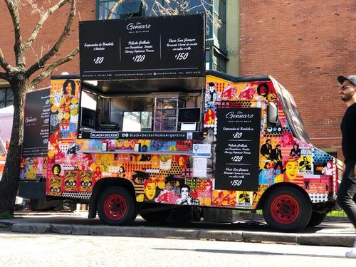 food truck (habilitado) venta y alquiler