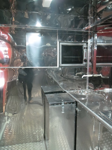 food truck hr e kia bongo padrão montagem
